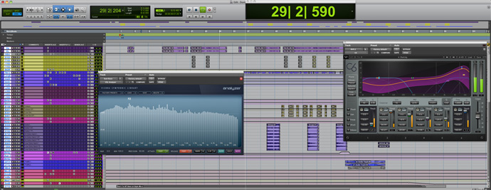 ProTools Screenshot 1