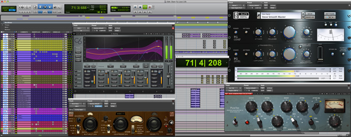 ProTools screenshot 3